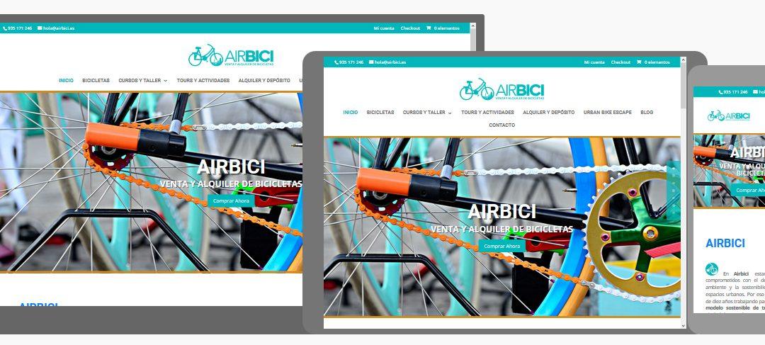 ¡Inauguramos nueva web!