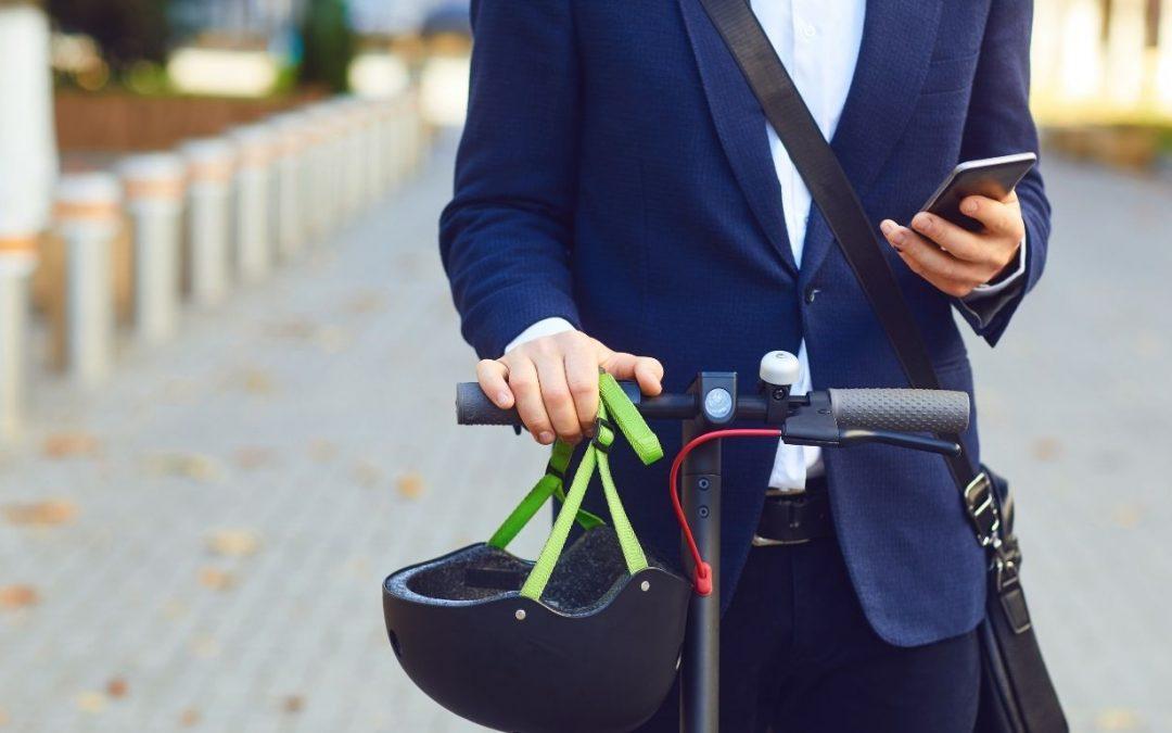 ¡Cada vez son más las ventajas de tener un patinete eléctrico! Hacienda te hará deducir gastos si tienes un patinete eléctrico.